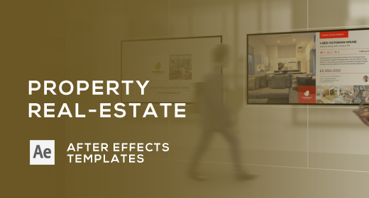 Property - Real-Estate - After Effects