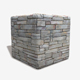 60's Style Rock Wall Seamless