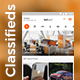 Classifieds Re-seller marketplace App UI | Sellyard - GraphicRiver Item for Sale