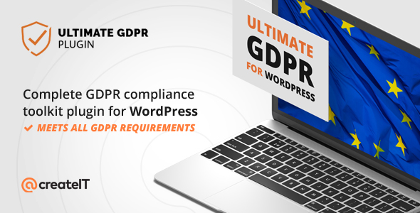 Ultimate GDPR Compliance Toolkit for WordPress - CodeCanyon Item for Sale