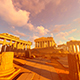 The Destroyed Temple Of Civilization - VideoHive Item for Sale