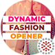 Dynamic Fashion Opener - VideoHive Item for Sale