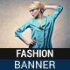 Fashion Sale Banner - GraphicRiver Item for Sale