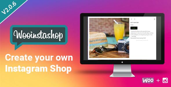 Wooinstashop - Woocommerce Instagram Shop - CodeCanyon Item for Sale