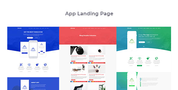 Themefy-App Landing Page PSD Free Download | Nulled
