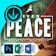 Given Peace Church Flyer Template - GraphicRiver Item for Sale