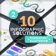 10 Infographic Solutions. Part 2 - GraphicRiver Item for Sale