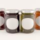 Jar of jam over white background. 3D Illustration.s - PhotoDune Item for Sale