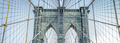 On the famous Brooklyn Bridge - PhotoDune Item for Sale