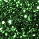 Pile of Shiny Green Crystals