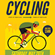 Cycling Flyer - GraphicRiver Item for Sale