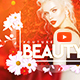 5 Beauty YouTube Banners - GraphicRiver Item for Sale