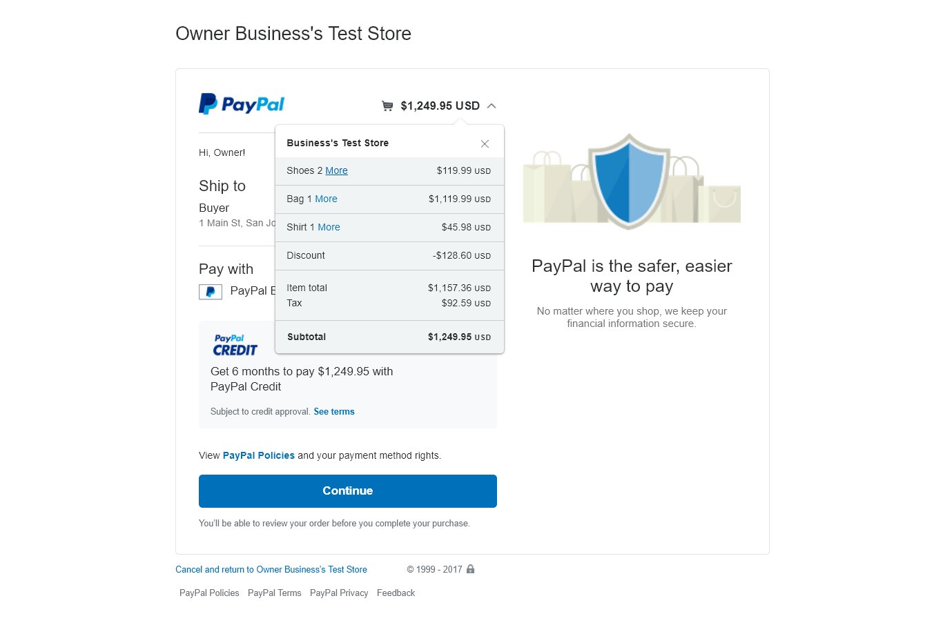 Yumefave | eCommerce Online Shop with Stripe and PayPal