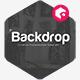 Backdrop Creative Presentation - GraphicRiver Item for Sale