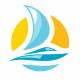 Sun Boat Logo