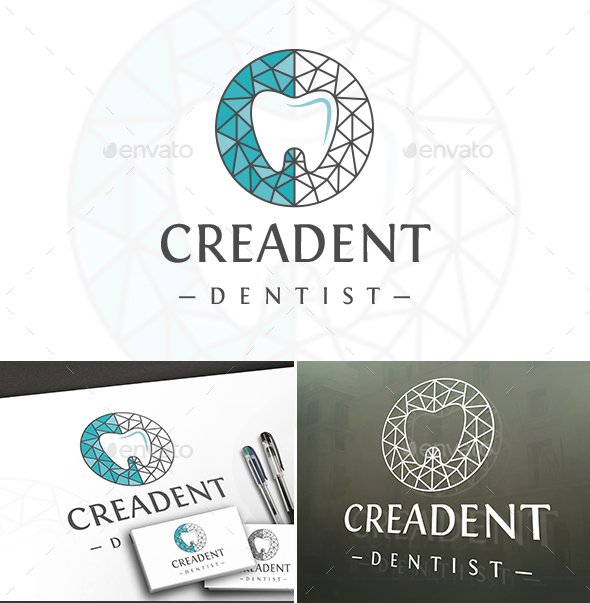 Creative Dental Logo - Objects Logo Templates