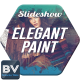 Elegant Paint Slideshow - VideoHive Item for Sale