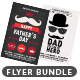 Fathers Day Flyer Bundle - GraphicRiver Item for Sale