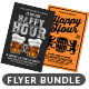 Happy Hour Beer Promotion Bundle - GraphicRiver Item for Sale