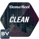 Clean Demo Reel - VideoHive Item for Sale