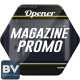 Magazine Promo | Sport Life - VideoHive Item for Sale