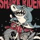 Shark Rider - GraphicRiver Item for Sale