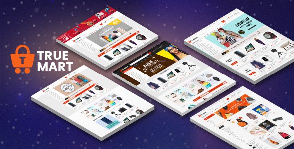 Image of TrueMart - Mega Shop Responsive Prestashop Theme