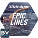 Epic Lines Slideshow - VideoHive Item for Sale