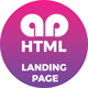 Labx - App Landing Page HTML Templates - ThemeForest Item for Sale