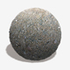 Rough Gravel Seamless Texture