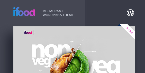 Ifoods-Restaurant And Food WordPress Theme - Food Retail