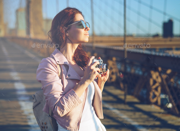 Traveling in America - Stock Photo - Images