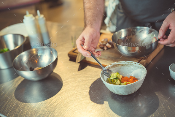 Prepare in the kitchen - Stock Photo - Images