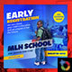 School Banner - GraphicRiver Item for Sale