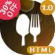 Restaurant HTML |   Restaura for Restaurant, Food & Cafe