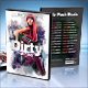 Dirty Push Beats DVD Cover Template