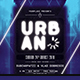 Urban Madness Flyer/Poster - GraphicRiver Item for Sale