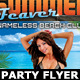 Summer Feaver Party Flyer Template - GraphicRiver Item for Sale