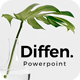 Diffen Powerpoint Template - GraphicRiver Item for Sale