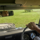 caucasian man driving a off road jeep - PhotoDune Item for Sale