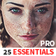 25 Portrait Essentials Lightroom Presets - GraphicRiver Item for Sale