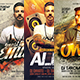 Dj Flyer Bundle Vol.1 - GraphicRiver Item for Sale