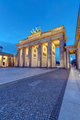 Different perspective on the famous Brandenburg Gate - PhotoDune Item for Sale