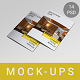 US Letter Brochure Mock-up - GraphicRiver Item for Sale