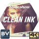 Clean Ink Slideshow - VideoHive Item for Sale