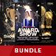 Music Award Flyer Bundle