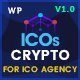ICOs Crypto - Bitcoin, Cryptocurrency & ICO Landing WordPress Theme - ThemeForest Item for Sale