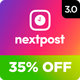 Instagram Auto Post & Scheduler - Nextpost Instagram