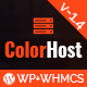 ColorHost | Responsive Web Hosting and WHMCS WordPress Theme - ThemeForest Item for Sale