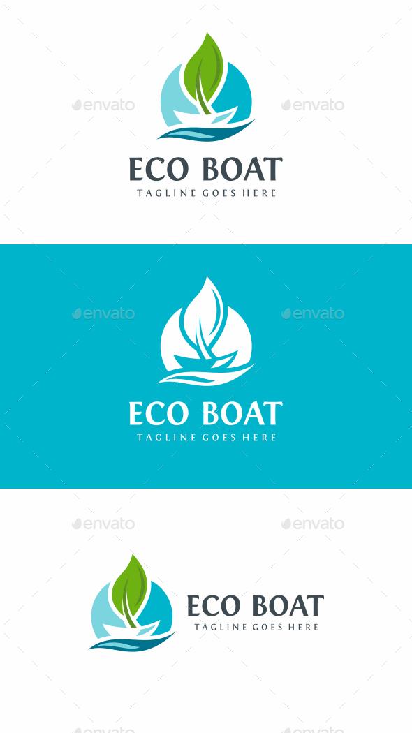 Leaf Travel Logo - Objects Logo Templates